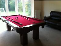 Pool Table (Full Size) £160