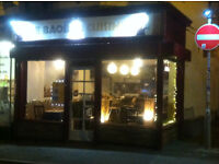 Le Baobab Cuisine looking for staff - front of house & kitchen porter