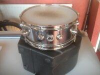 DW collectors series snare drum.