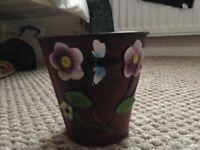 Cute plant pot