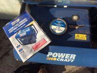 Power crest 1050 generator