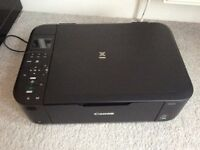 Canon pixma MG4250 printer scanner copier with ink cartridges