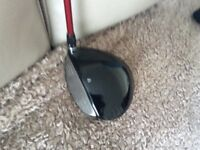 Left hand Taylormade Driver
