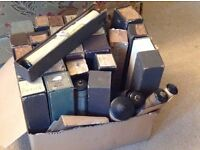 24 x VINTAGE PIANOLA ROLLS MOSTLY BOXED