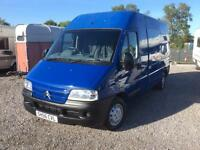 Citroen relay 23 diesel 45000 miles warrented mot 2019