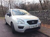 Low mileage Kia Carens 2.0 MPV full year mot superb driving family car
