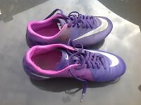 Nike Football Boots Size 6