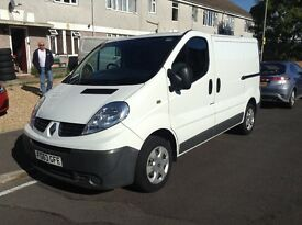 RENAULT TRAFFIC, 63 plate, NO VAT!!! ono