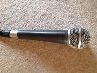 Genuine SM58 SHURE Vocal Microphone