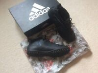 Mens adidas ace tango football/soccer boots/trainers *new* size UK 10 1/2 *bargain*