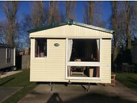Holiday Home / Static Caravan For Hire , Rockley Park , Poole, Dorset.