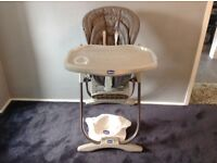 Chicco Polly Chair £30