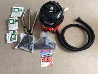 110 volt Henry vacuum cleaner