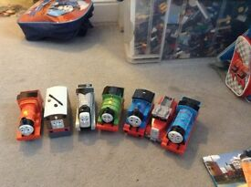 Thomas the tank talking trains
