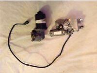 Mk3 cavalier front and rear wiper motors