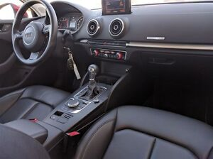 2015 Audi A3 2.0T Komfort quattro - LOWEST PRICE IN THE PROVINCE Kitchener / Waterloo Kitchener Area image 5