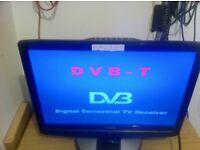 """**22"""" Technika Television.( No remote)**"""