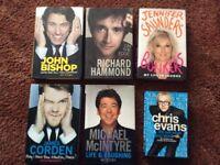 6 autobiographies
