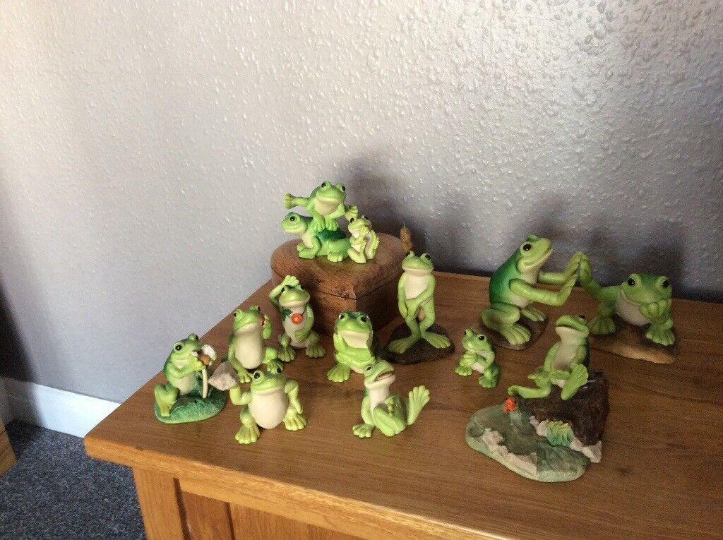 Flippin frogs