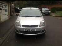 2006 Ford Fiesta 1.4 Zetec Climate, 57000 Miles, Full Service History, 2 Keys, HPI Clear