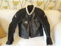 Hein Gerike leather jacket