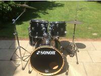 SONOR 1001 drumkit