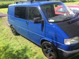 VW T4 1.9tdi - Camper Van