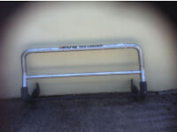 iroq tail loader came off 4x4 ideal for bikes and wet clothes bike rack is lockable