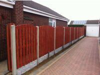 Fencing, Gates and general garden maintainence