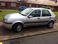 Ford Fiesta Silver 1.3 5 door £420