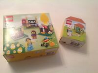 2 x Collectable Lego Easter sets, new unopened !!