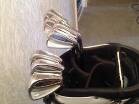 Mizuno MP 58 Golf Clubs