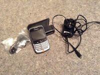 Blackberry Curve 8520 Mobile Phone Bundle (Orange or EE)
