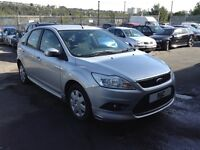 Ford Focus 1.6 TDCi Econetic DPF 5dr 1 PREVIOUS LADY OWNER! 2008 (58 reg), Hatchback