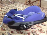 Maxi crisis pebble car seat