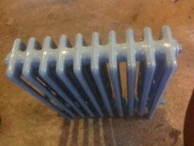 Cast iron rad