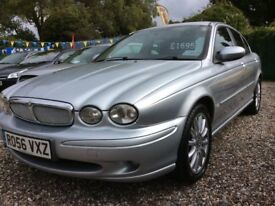 JAGUAR X-TYPE 2.0 TDI @ AYLSHAM ROAD AFFORDABLE CARS