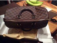 Louis Vuitton speedy 35,excellent condition comes with receipt box etc