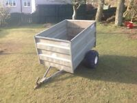 Logic Quad Bike Trailer