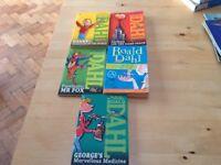 Children's books Roald Dahl set 5