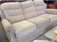 G plan 3 piece suite lovely condition free delivery