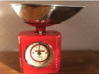 Vintage style Kitchen scales