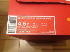 Nike Flight Huarache (GS) kids footwear
