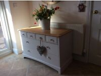 Beautiful Stag Chest of Drawers