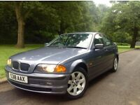 BMW 318SE new mot August 2017 full leather seats 2 owners from new excellent condition