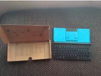 Logitech IPAD keyboard brand new in box