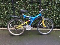 Mans rampage Bike