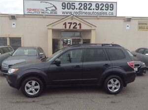2010 Subaru Forester 2.5X AWD, WE APPROVE ALL CREDIT