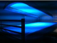 Sun Bed canopy Bunk Bed