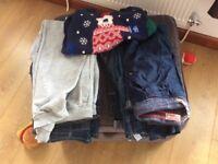 Bundle of boys jeans